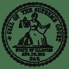 Seal Of The Illinois Supreme Court